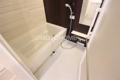 【浴室】La CLochette de Ecrarge