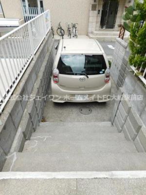 【駐車場】岩瀬貸戸建