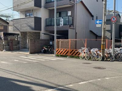 【前面道路含む現地写真】マザーハーツ生野西 1区画