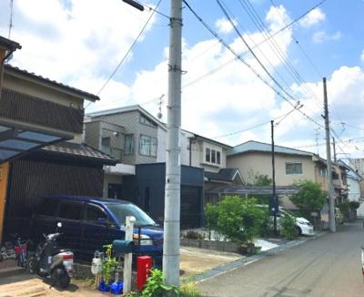 【外観】一乗寺中ノ田町 平成18年築