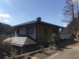 【外観】辰野町赤羽 中古住宅