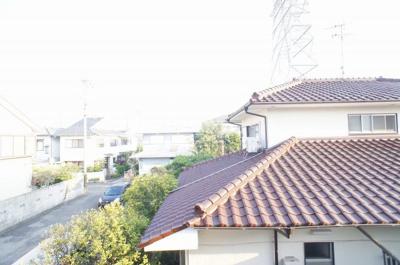 【展望】稲野町貸家