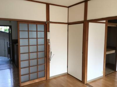 【洋室】岡田マンション