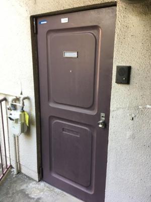 【玄関】岡田マンション
