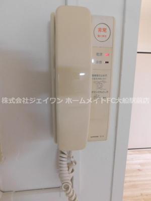 【セキュリティ】ビレッジハウス鎌倉2号棟