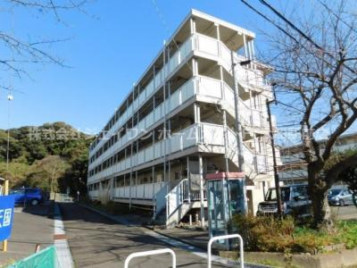 【外観】ビレッジハウス鎌倉2号棟