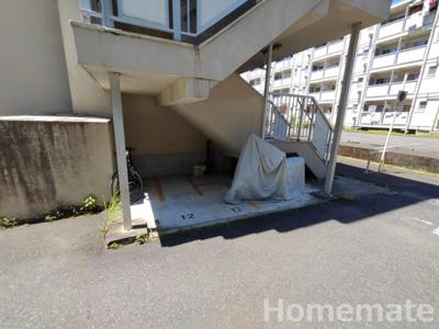 【エントランス】ビレッジハウス鎌倉2号棟