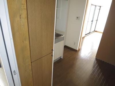 重信中学校 1570m