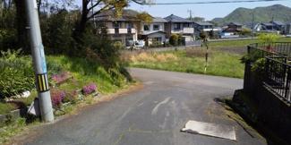 【前面道路含む現地写真】54865 岐阜市岩田坂土地