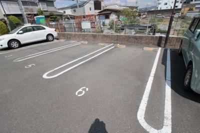 【駐車場】ラパン久宝寺 C棟