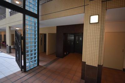 【その他共用部分】リノベーション入ったかっこいいお部屋 レジディア六本木檜町公園
