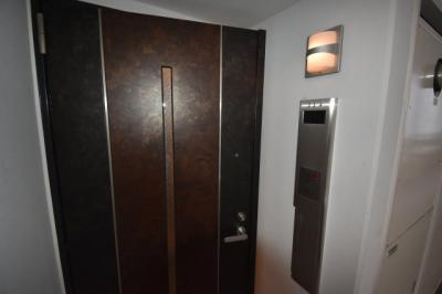 お部屋は3階です。