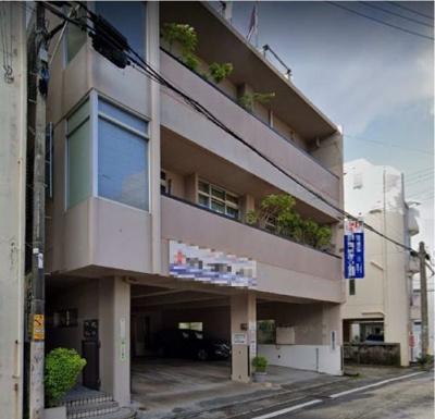 【外観】貸事務所ビル