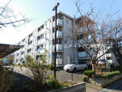 【外観】ビレッジハウス鎌倉8号棟