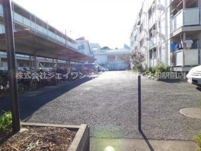 【エントランス】ビレッジハウス鎌倉8号棟