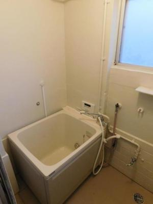 【浴室】ビレッジハウス鎌倉8号棟