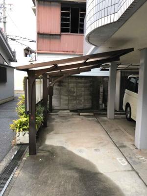 【駐車場】タウンハウス晴明