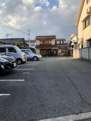 【外観】村上駐車場