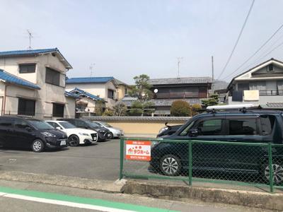 【外観】新稲4丁目月極駐車場