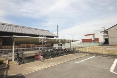 【駐車場】フラットワンB