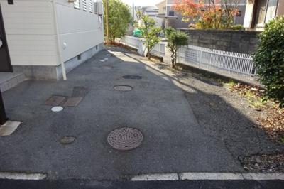 【駐車場】コーポツダ