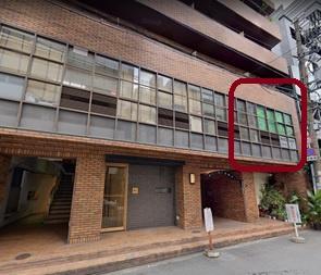【外観】オフィス街 2階店舗 中央区平野町 本町駅