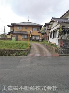【外観】54866 岐阜市大蔵台土地