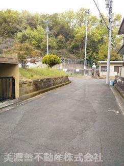 【周辺】54866 岐阜市大蔵台土地