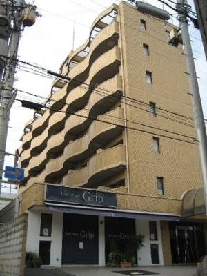 【外観】朝日プラザ深草5階