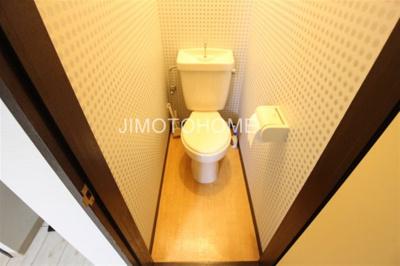 【トイレ】エフェクティブハウス弁天