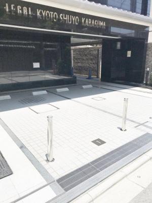 【駐車場】リーガル京都四条烏丸