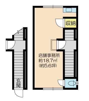 【外観】大通り沿い 駅近 神路 深江橋駅