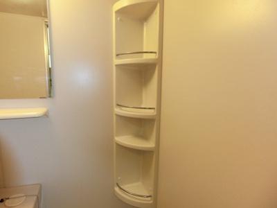 お風呂 棚