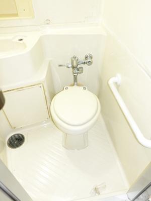 【トイレ】セントラル瀬戸内マンション