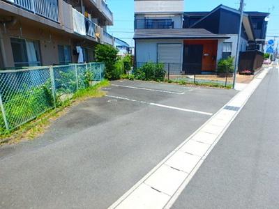 【駐車場】竹内マンション