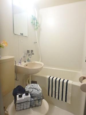 【浴室】メロウレジデンス