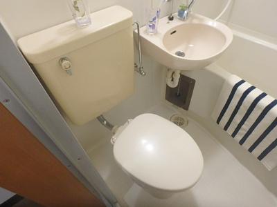 【トイレ】メロウレジデンス