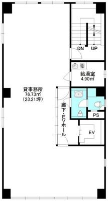 【外観】大通り沿い ワンフロア 菅原 上新庄駅