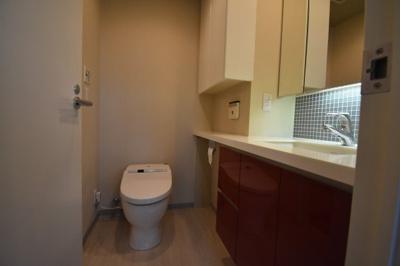 【トイレ】引っ越しがしたくなる高級タワー アパートメンツタワー六本木
