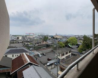 グランコーポから丸亀花火大会見れます。