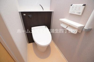 【トイレ】ウィステリアⅢ