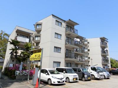 【現地写真】鉄筋コンクリート造・5階建マンション