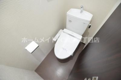 【トイレ】W.O.B.京橋