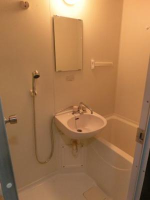 【浴室】フローラ久留米