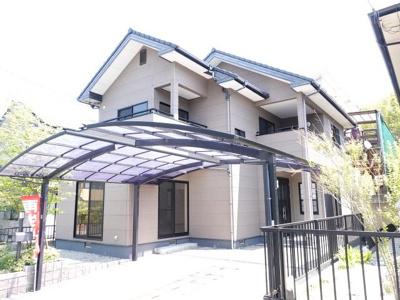 56.54坪の土地に、延床面積が136.4㎡の建物!!大家族でも余裕を持って生活できます!