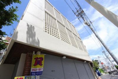 【外観】赤嶺アパート(壺屋)