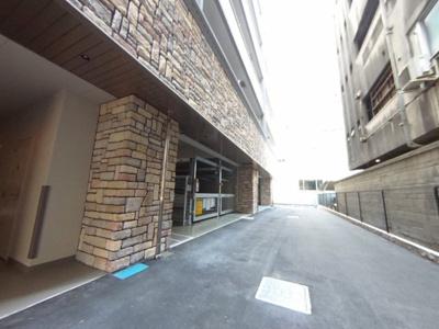 【その他共用部分】心斎橋徒歩圏内の都心型マンション