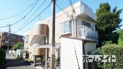 【外観】ハイツ富田