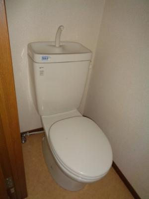 【トイレ】メゾンベルエア