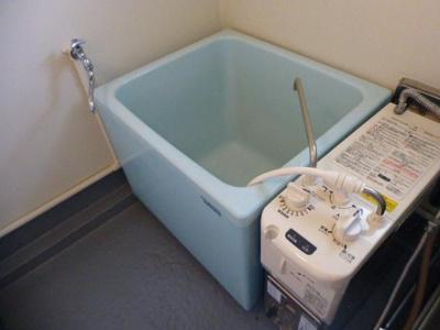 【浴室】箕面メイプル